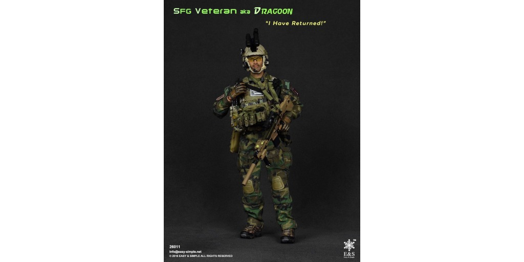 osw.zone Check out the new Army Special Forces Group Veteran aka Dragoon!