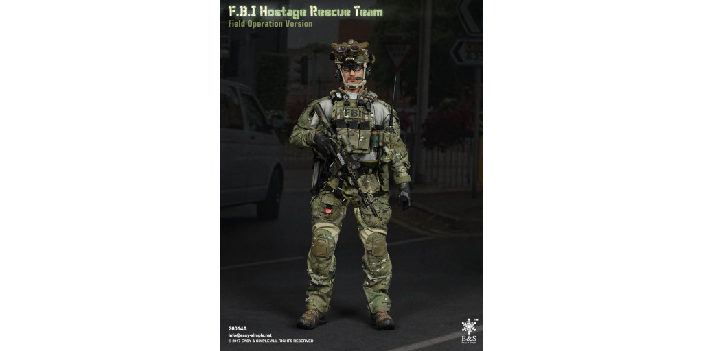 osw.zone Check out the new FBI Hostage Rescue Team Exclusive Field Operation Version!