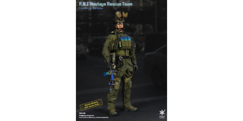 osw.zone Check out the new FBI Hostage Rescue Team Training Version Exclusive!