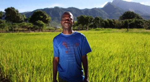 Farmer Charles Kenani