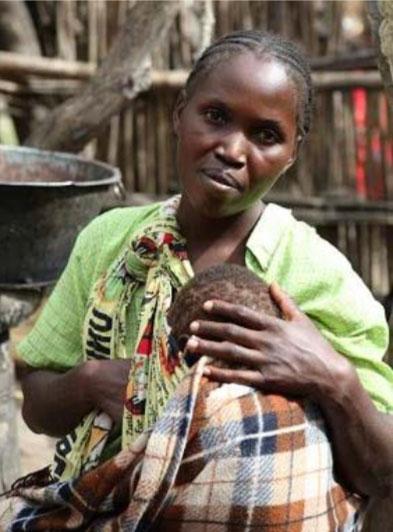 Farmer Mukelabai Liywalii
