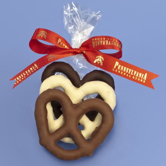 Chocolate Covered Pretzels, 3 pc. bag