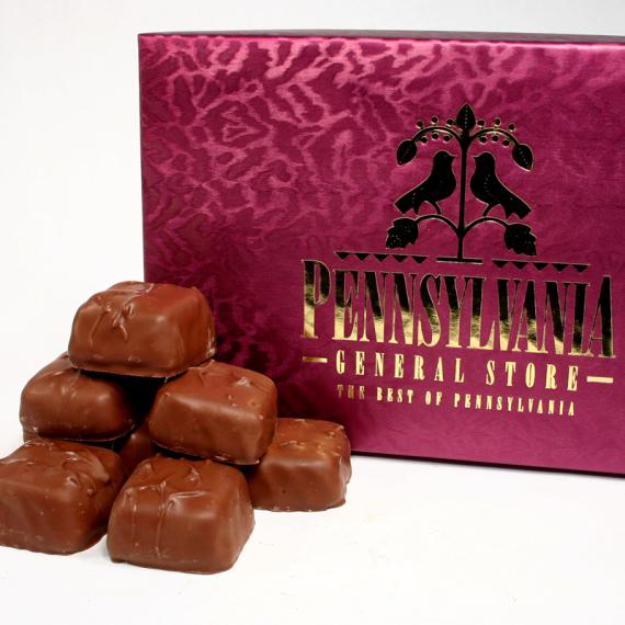 Asher's Jumbo Milk Chocolate Marshmallows