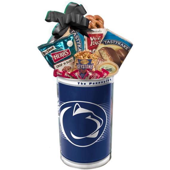 Philly Sport Lover's Penn State Gift Basket, Summertime Gifts ...