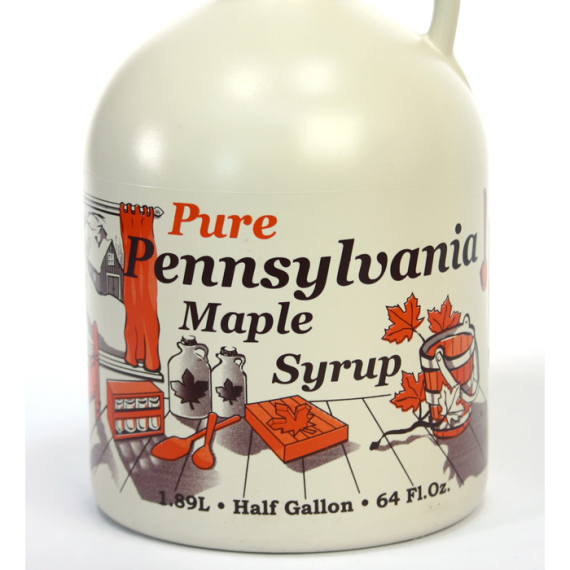 Ed Emerick's Maple Syrup, Half Gallon