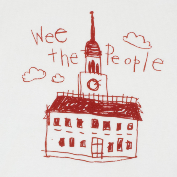Wee The People Onesie