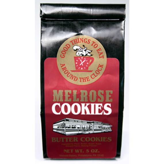 Melrose Diner Butter Cookies
