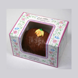 Ashers Milk Chocolate Coconut Cream Egg 16oz