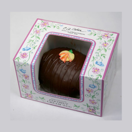 Ashers Dark Chocolate Coconut Cream Egg 16oz