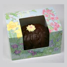Asher's Chocolate Buttercream Egg, 8z DC