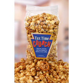 Tax Time Crunch 6-4 oz. bags