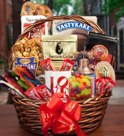 Philly Favorites Basket Summer Time Version