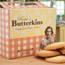 Rosie's Butterkins Original Retro Box