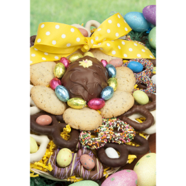 Easter Goody Tray