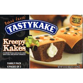 Tastykake Kreepy Kakes