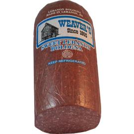 Weaver's Sweet Lebanon Bologna, 5 lbs.