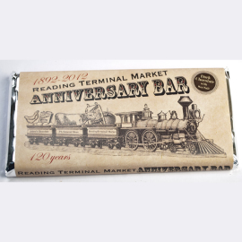 Pa General Store Milk Chocolate  Anniversary Bar