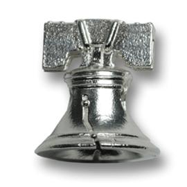 City Charm Liberty Bell Charm