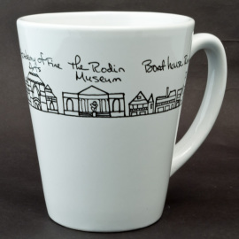 Philly Short Mug