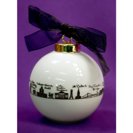Philly Ornament