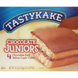 Tastykake Chocolate Juniors  PR1-2-A