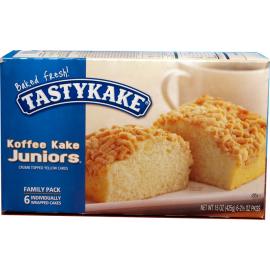 Tastykake Koffee Kake Juniors