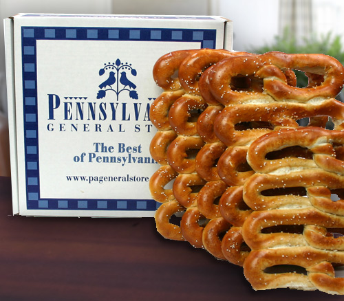 product national pretzel gift phillybaskets