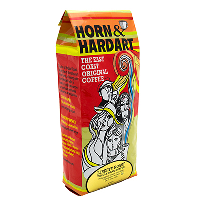 Horn & Hardart Liberty Blend Coffee, Whole Bean