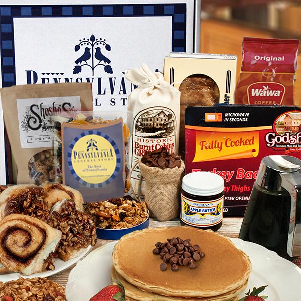 Pennsylvania Breakfast Sampler