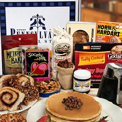 Pennsylvania Breakfast Hamper
