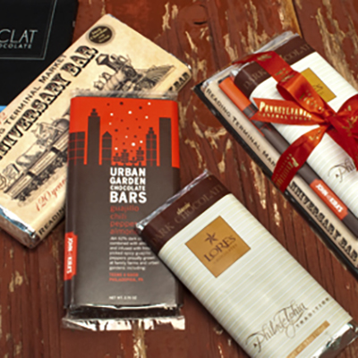 Pennsylvania Chocolate Bar Sampler