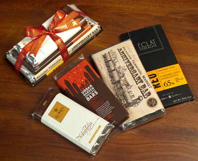 Philly Dark Chocolate Bar Sampler