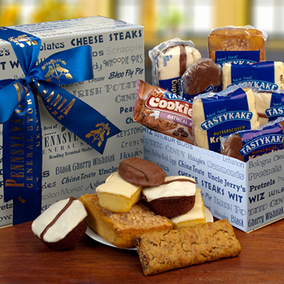 Tastykake Sampler Box --