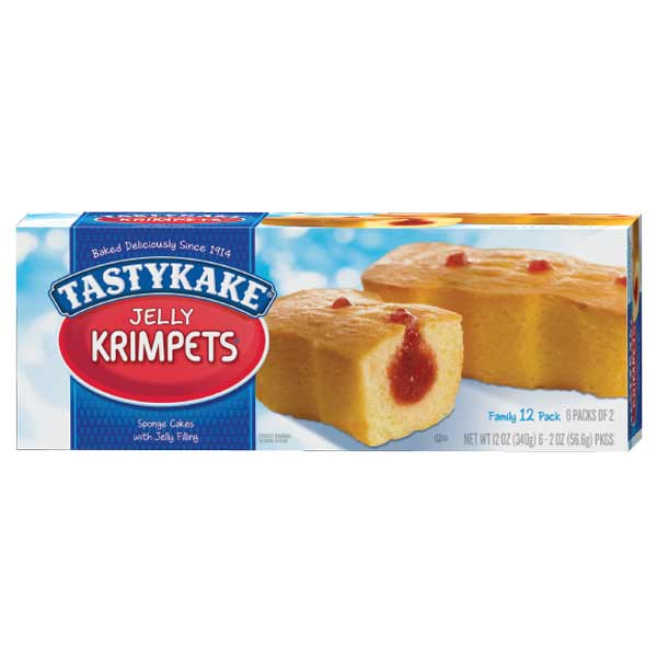 Tastykake-6 Jelly Krimpet