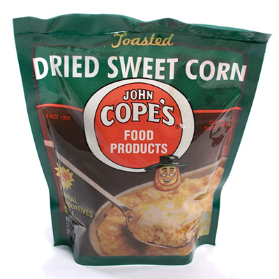 Cope's Dried Sweet Corn Pouch