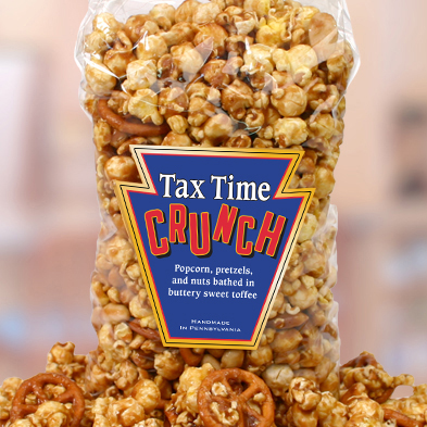 Tax Time Crunch 1 lb.