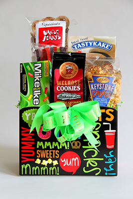 Philadelphia Snack Attack Box