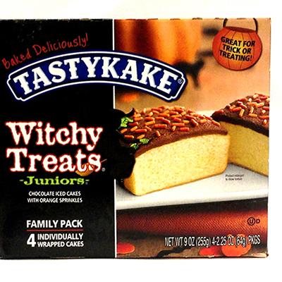 Tastykake Witchy Treats