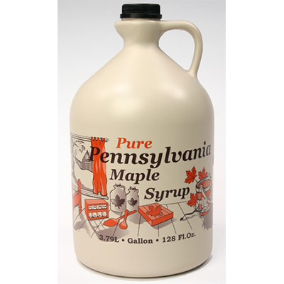 Ed Emerick's Maple Syrup, Gallon