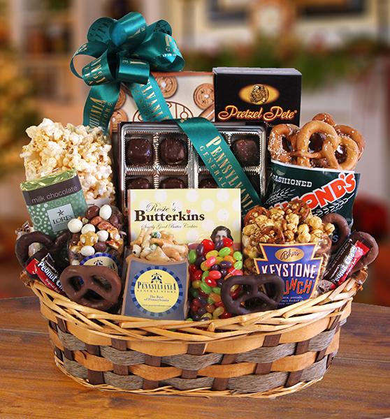 Deluxe Market Basket