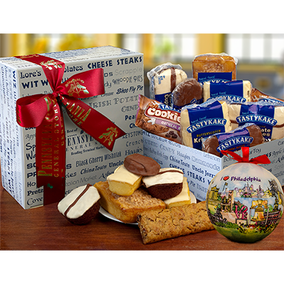 Tastykake Sampler Box with Ornament