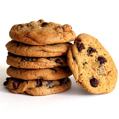 6 Chocolate Chip Cookies --