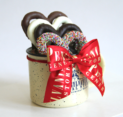Wilbur Chocolate Covered Pretzels
