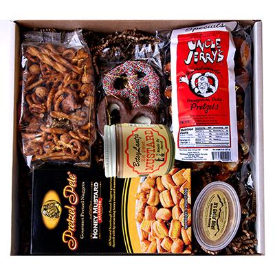 National Pretzel Day Pretzel Gift Box
