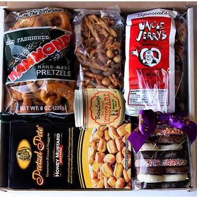 National Pretzel Day Gift Box Extravaganza --