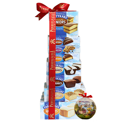 Tastykake Tower - 10 BOX WITH PHILLY ORN