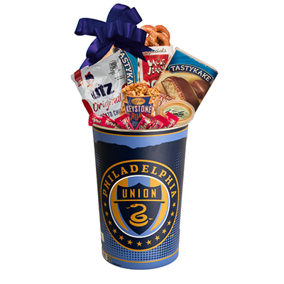 Philly Sports Lover's Philadelphia Union Gift Basket