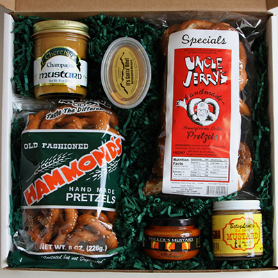 Mustard Lovers Tasting Box