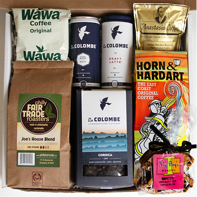 Philly Coffee Box