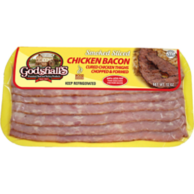 Godshall's Chicken Bacon, 12/8 oz. packages